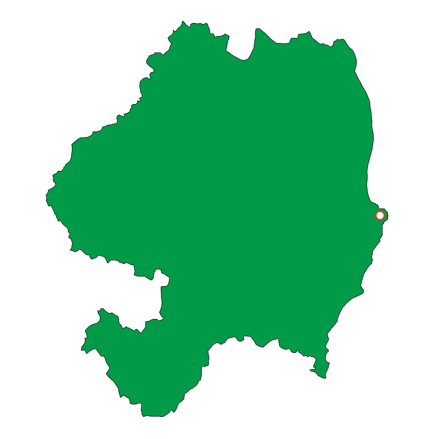 Wicklow County Map